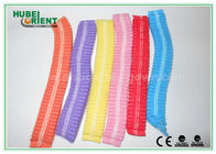 Double Elastic Round Disposable Mob Cap For Clean Environment